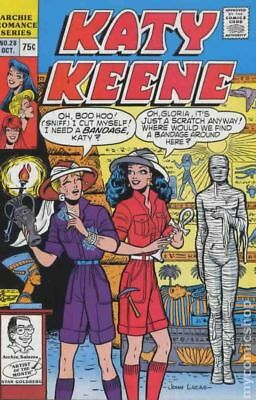 Katy Keene Special #28 1988 FN 6.0 Stock Image