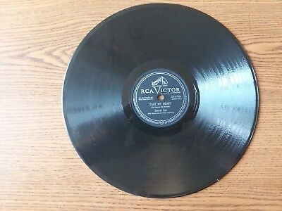 1940S M-Nos-New Dennis Day Take My Heart/Siren Of The Sea 4784 78