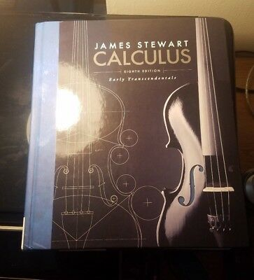 Calculus : Early Transcendentals by James Stewart 8th Edition EBOOK SAVE! ETEXT