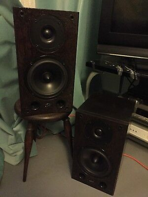 Pair of GALE G20 Loud Speakers, Superb Quality Sound, GOOD WORKING ORDER
