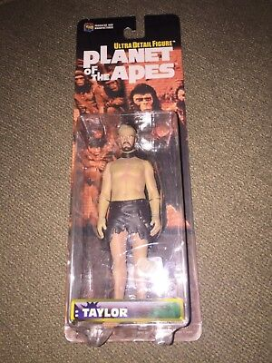 MEDI COM TOY Planet of The Apes TAYLOR Figure