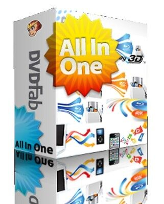Fab10▶All-In-One(x86/x64)DVD or Blu-ray copying, ripping, creating and burning