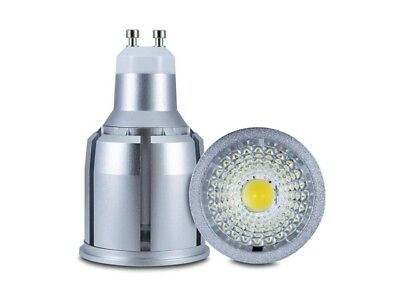 **PACK OF 2** High Quality CREE LED GU10 spotlight lamps - 6w 8w 10w - FREE POST
