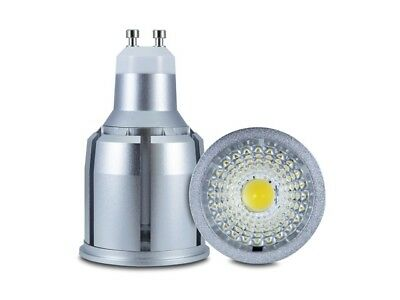 **PACK OF 10** High Quality CREE LED GU10 spotlight lamps - 6w 8w 10w -FREE POST