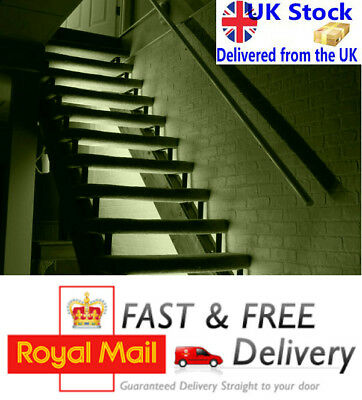 Warm White LED Strip Light Sets For Stairs Arch Recess 12v/240v Remote Control