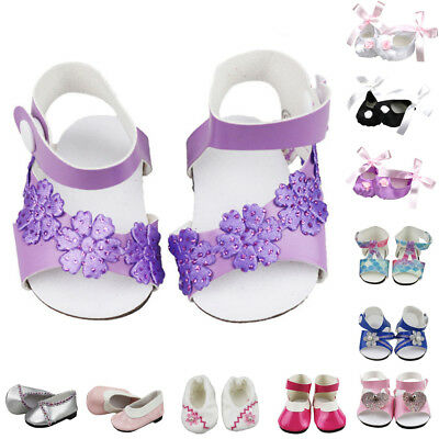 Doll Shoes Kids Toy Gifts MIni New Dolls Accessories For 18 Inch Cute Girl