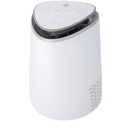 SilverOnyx 3 in 1 Air Purifier True HEPA Carbon Filter, Air Ionizer - Best Home