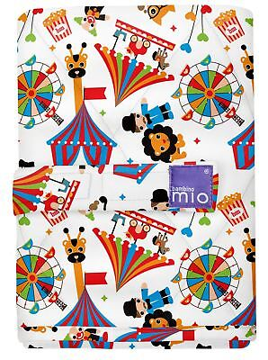 Bambino Mio CHANGE MAT - CIRCUS TIME  Portable Baby Changing Nappy   - BN