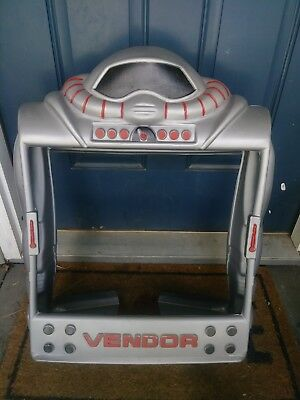 "Vintage Vendall VersaVend ""Vendor"" Candy/Gumball Machine Cover.  Never used!!"
