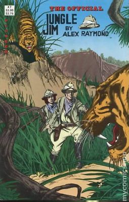 Official Jungle Jim #7 1988 FN Stock Image