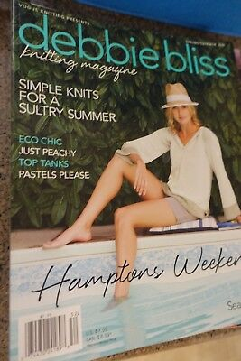 Spring/Summer 2010 Collection Debbie Bliss Knitting Magazine NEW