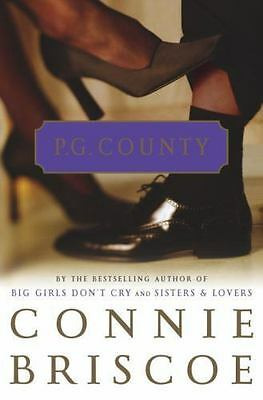 P. G. County by Connie Briscoe (2002, Hardcover)