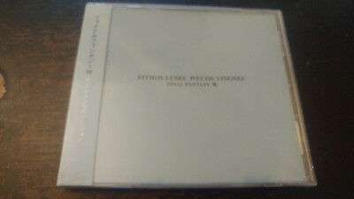 Final Fantasy VIII Fithos Lusec Wecos Vinosec CD Miya Records