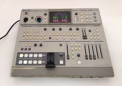 Panasonic WJ-MX50 Production Vision Mixer with Effects, Audio Visual