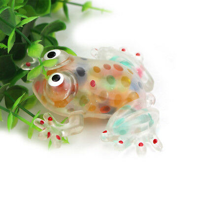 Funny Toy Frog Cute For Squishy Anti Stress Squeeze Colorful Gift Stress Ball
