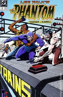 Phantom (DC 2nd Series) #9 1989 VF Stock Image