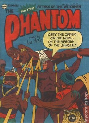 Phantom (Frew) Australian #971 1991 VG+ 4.5 Stock Image Low Grade