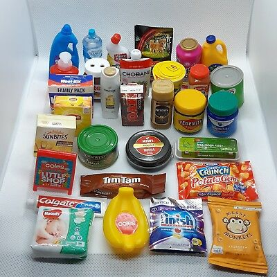 Coles Little Shop Minis year 2018 Collectible