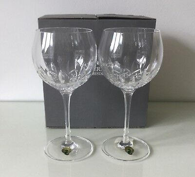 WATERFORD CRYSTAL ESSENCE BALLOON WINE GLASSES Made in Ireland