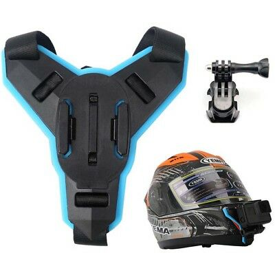 Motorcycle Helmet Chin Mount Holder for GoPro Hero 4/5/6 Xiaomi Yi Action Camera