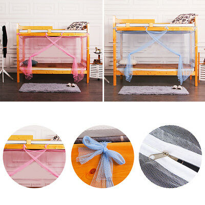 Student Dormitory Bunk Bed Curtain Dome Bed Canopy Netting Mosquito Net Strict