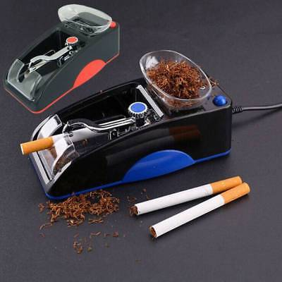 Electric Cigarette Rolling Machine Automatic Tobacco Injector Maker Roller Blue