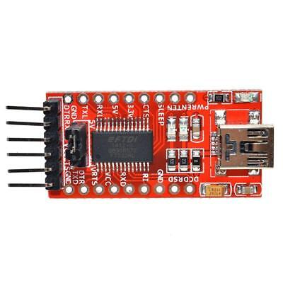 Mini Interface FTDI FT232RL USB to TTL Converter Module  For 5V / 3.3V Arduino