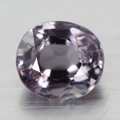 1.34 ct RARE FINE LIMITED EDTION MAYANMMAR VIOLET COLOR SPINEL FLAWLESS UNHEATED