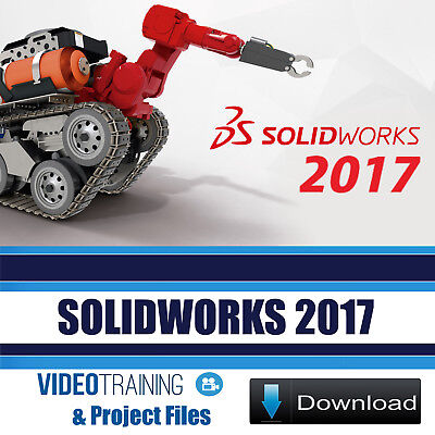 Solidworks 2017 Professional Video Training With Exercise Files Instant Download Eur 2 77 Picclick Fr