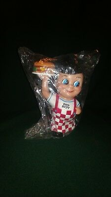 ***NIP*** 1999 Big Boy Hamburger Restaurant Coin Bank by Funko *Free Shipping!*