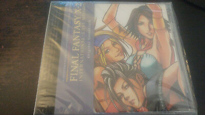 FINAL FANTASY X-2 INTERNATIONAL + LAST MISSION  SOUNDTRACK CD  Miya Records