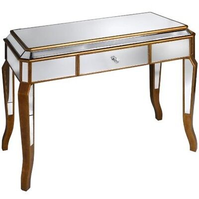 Venetian Mirrored Dressing Table - Large Drawer Add Style Your Home Antique