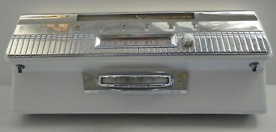 "Vintage Stove Top Moffat With Oven Dials Switches and Temperature Gauge 22"" Long"