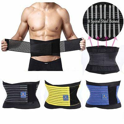 Xtreme Belt Hot Power Sweat Slim Body Shaper Waist Trainer Cincher Sport Fajas