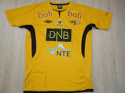 Steinkjer FK Norwegen Fußball Trikot Norway Football Shirt Jersey Umbro M #16