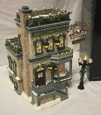 Department Dept 56 STILLWATER COLLECTIBLES & ANTIQUES Special Edition, 2005