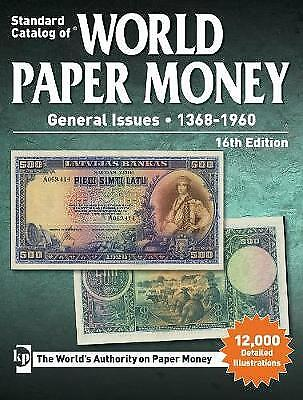 Standard Catalog of World Paper Money, General Issues, 1368-1960, JUDKINS, MAGGI