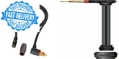 TecMate OptiMATE CABLE O-39, Adapter, DC2.5mm to BIKE 90° plug, for heated...