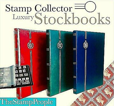 * SELECTION OF CHOICE *⭐️ PREMIUM STAMP STOCKBOOK ⭐️ Stock book