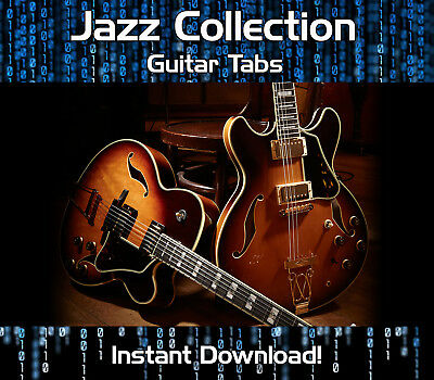 Ultimate Jazz Collection Guitar Tab Tablature Download Software