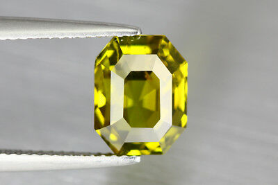 4.620 Ct Fantastic Excellent Superb Rare Natural Unheated Certified Chrysoberyl