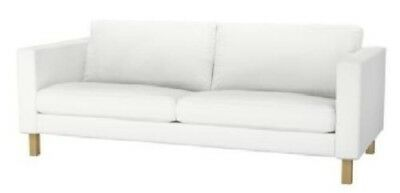 Stupendous Ikea Cover For Karlstad Sofa 3 Seat Knisa Light Ikea Short Links Chair Design For Home Short Linksinfo