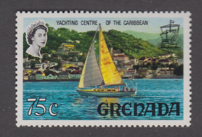 Grenada - 1971 75 Cent Definitive Issue. Sc. #305A, SG#317a. Mint