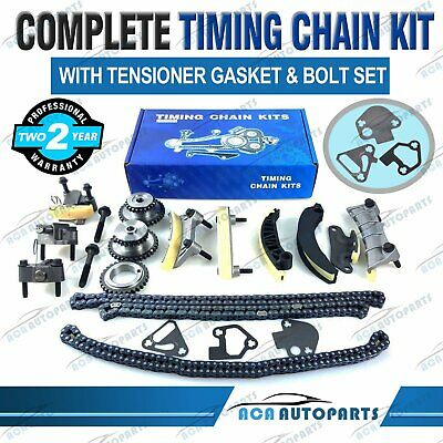 For Holden Timing Chain Kit Commodore VE VF V6 SIDI LF1 LFW LLT LFX 3.0L 3.6L
