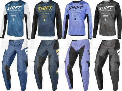 Shift MX Racing Whit3 Label Muse Jersey & Pant Motocross ATV/MTB Off Road 2019