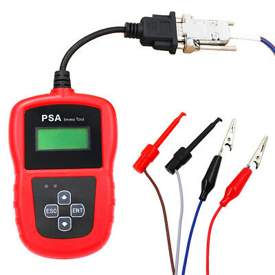 Exclusive IMMO Tool PSA Immo OBD Pin Code Calculator for All Peugeot Citroen