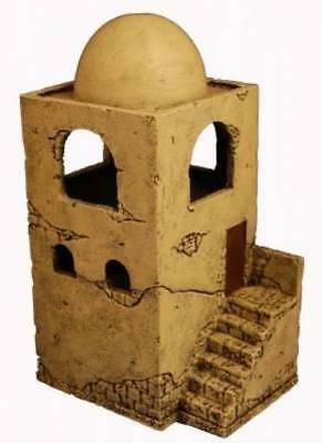 MBA Middle Eastern 25mm Townhouse w/Dome Box MINT