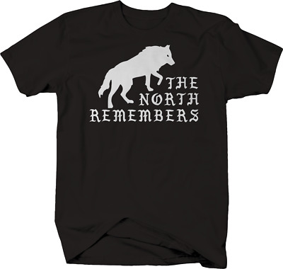 The North Remembers Lone Wolf T-Shirt
