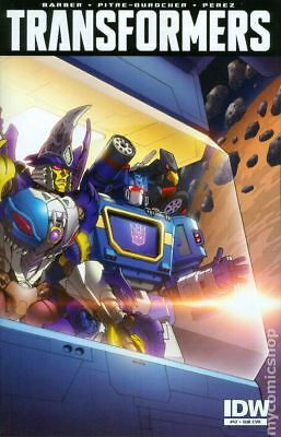 Transformers (IDW) Robots In Disguise #47SUB 2015 VF Stock Image