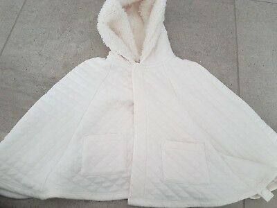 country road baby size medium cape  (12-18mths)